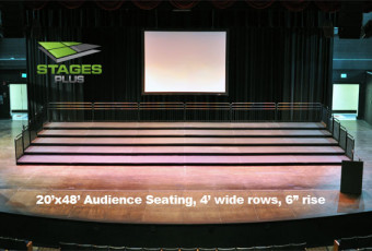 Audience Riser Rental