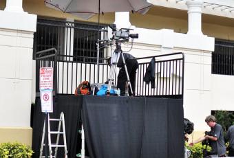 Camera Riser Rental