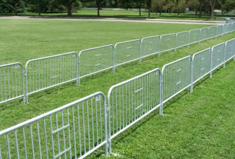 Barricade Crowd Control Rental