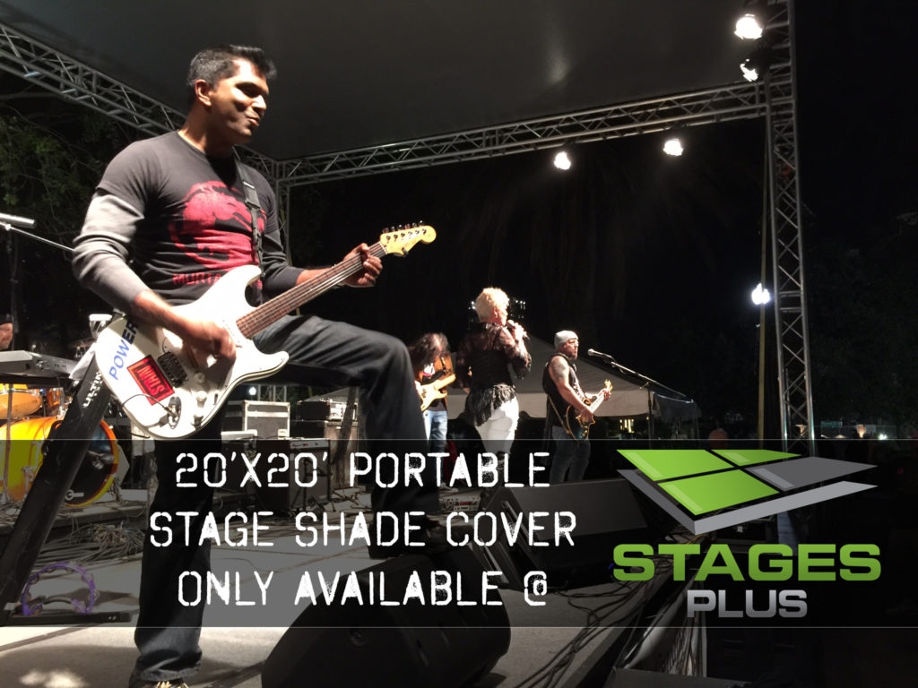 Shade cover in orlando